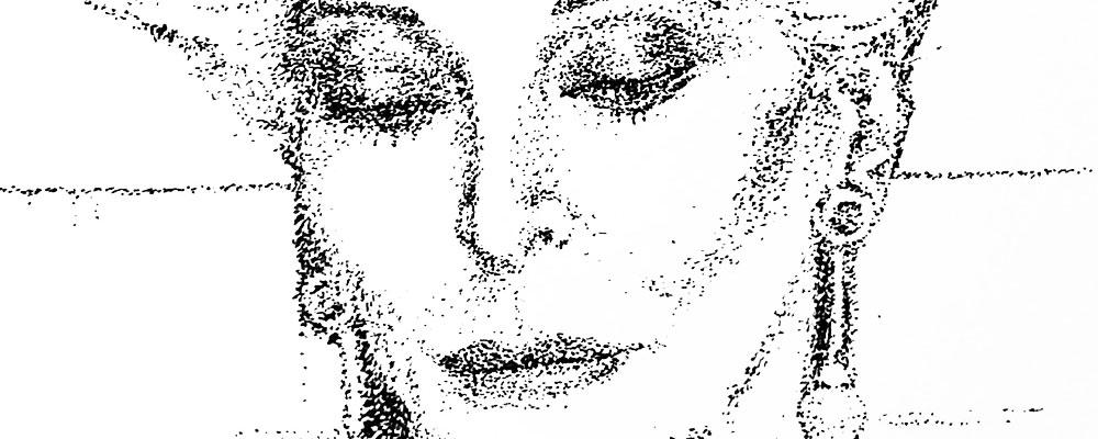 """Présentation de """"Carmen"""", dessin réalisé par Christophe Moulinier"""